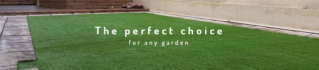 artificial grass perfect choice