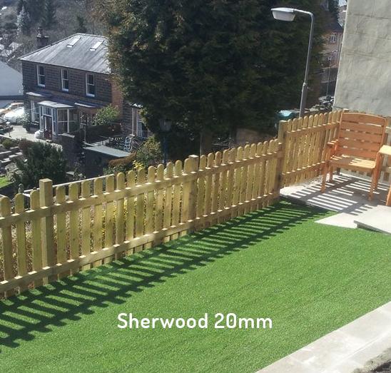 Sherwood artificial grass