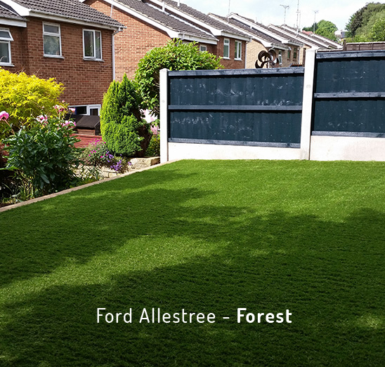 ford allestree forest artificial grass