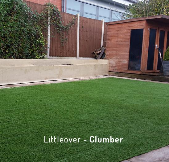littleover-clumber artificial grass