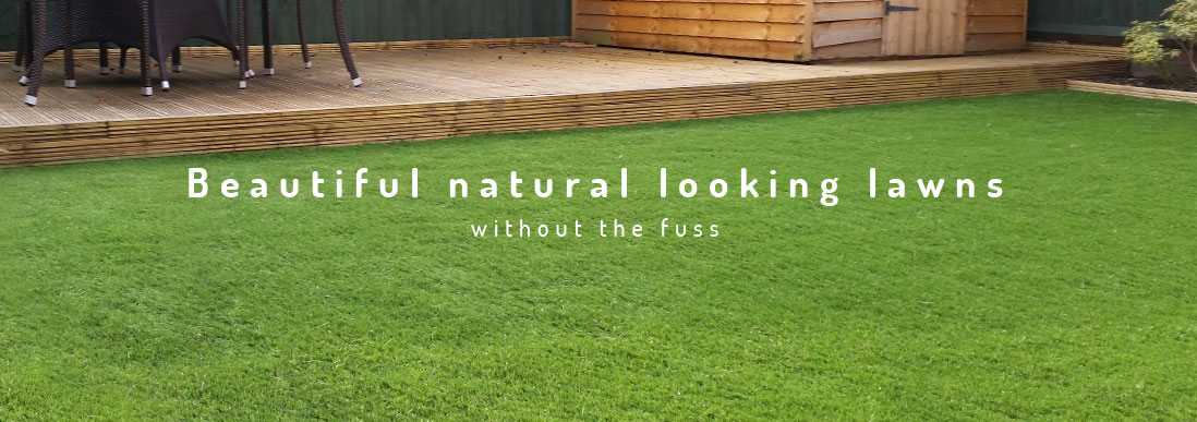 Beautiful Natural Looking Artificial Lawns and Grass