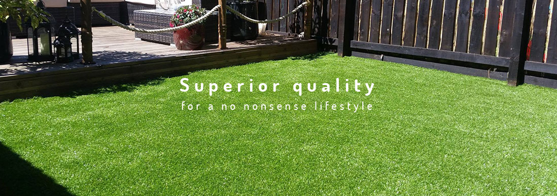 artificial grass and lawns
