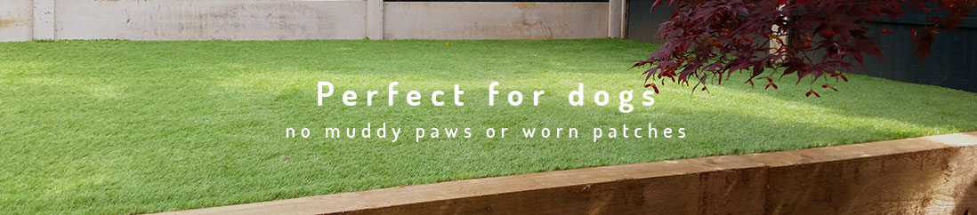 artificial grass perfect for dogs